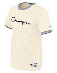 Champion Heritage Men's Big & Tall Ringer Slub Tee