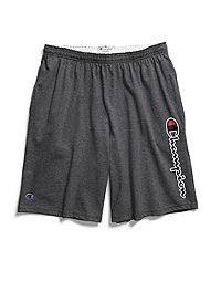 Champion Life® Men's Big & Tall Script Logo Jersey Shorts