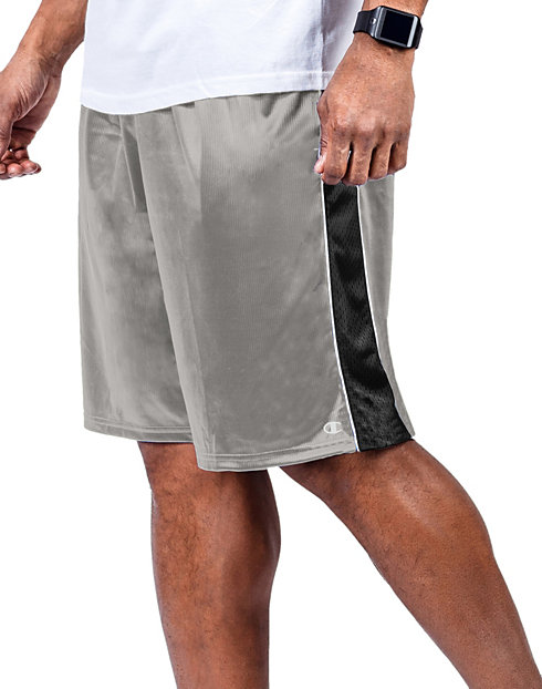 Champion Vapor® Big Men's Contrast-Pieced Short