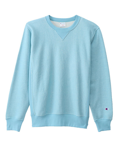 Champion Japan Premium Men's Reverse Weave® French Terry Crew