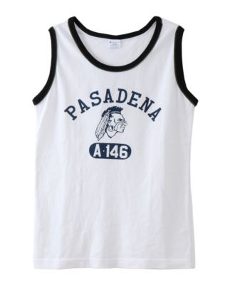 Champion Japan Premium Men's Campus Tank, Pasadena