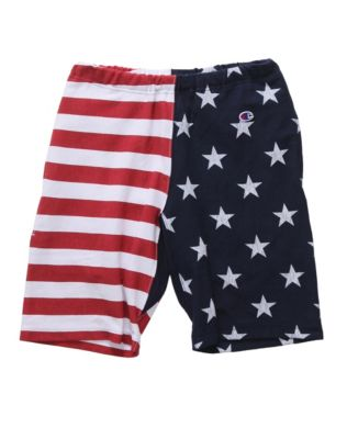 Champion Japan Premium Men's Reverse Weave™ Shorts, Stars & Stripes