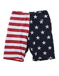 Champion Japan Premium Men's Reverse Weave™ Shorts, Stars & Stripes