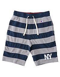 Champion Japan Premium Men's Campus Stripe Shorts