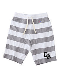 Champion Japan Premium Men's Campus Stripe Shorts