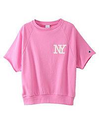 Champion Japan Premium Women's Sweatshirt, N.Y.