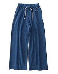 Champion Japan Premium Women's Reverse Weave® Wide Leg Pants