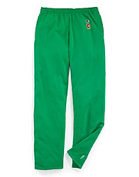 Exclusive Carrots University by Champion Life® Men's Fleece Open Bottom Pants
