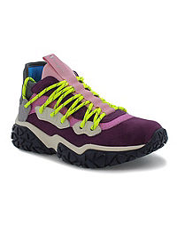 Champion Life™ Women's Tank Colorblock Leather Shoes, Venetian Purple Multi