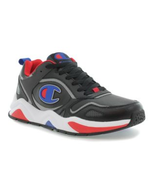 Champion Life™ Men's Nxt Leather Shoes, Black/Stealth