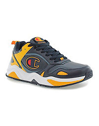 Champion Life™ Men's Nxt Leather Shoes, Navy/C Gold