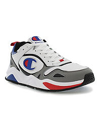 Champion Life™ Men's Nxt Leather Shoes, White/Concrete