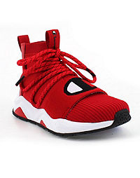 Champion Life™ Men's Rally Hype Mid Shoes, Scarlet/White