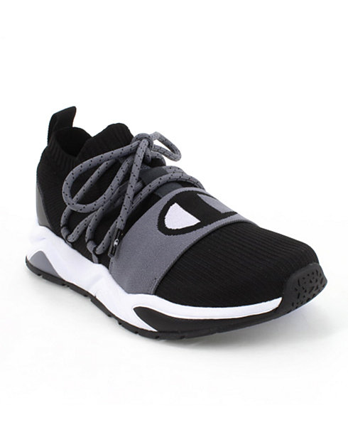 Champion Life™ Men's Rally Hype Low Shoes, Black/Stealth