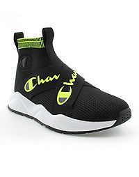 Champion Life™ Men's Rally Crossover Shoes, Black/Neon Light