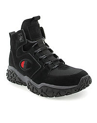 Champion Life™ Men's Tank Grid Nubuck Shoes, Black