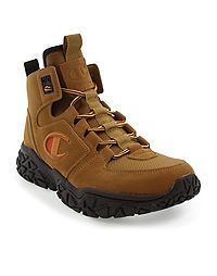 Champion Life™ Men's Tank Grid Nubuck Shoes, Brown