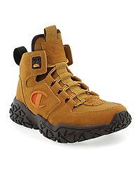 Champion Life™ Kids' Tank Grid Nubuck Shoes, Brown