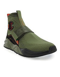 Champion Life™ Men's Rally Lockdown Shoes, Cargo Olive/Black