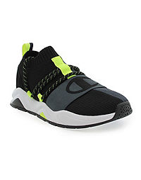 Champion Life™ Men's Rally Hype Lo Shoes, Black/Stealth