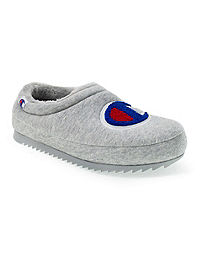 Champion Life™ Kids' Shuffle Slippers, Oxford Grey