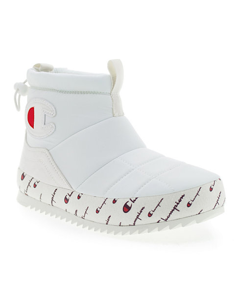 Champion Life™ Women's Rally Booties, White