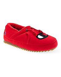 Champion Life™ Men's University Slippers, Scarlet