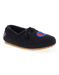 Champion Life™ Men's University Slippers, Black