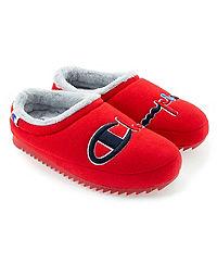 Champion Life™ Women's Shuffle Slippers, Scarlet