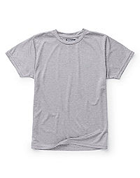 Champion Boys' Performance Short-Sleeve Heather Tee