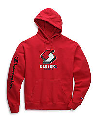 Exclusive Champion Men's NBA 2K Portland Blazers Gaming Pullover Hoodie