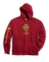 Exclusive Champion Men's NBA 2K Cleveland Cavs Gaming Pullover Hoodie