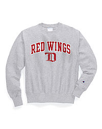 Exclusive Champion Life® Men's Reverse Weave® NHL Crew, Detroit Red Wings Vintage Marks Series 1926-27