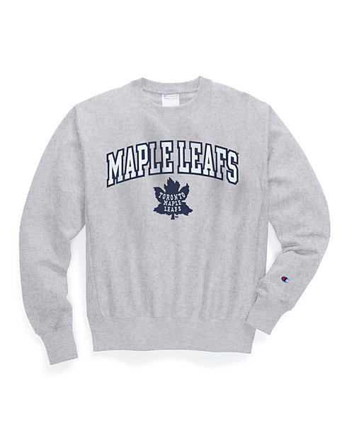 Exclusive Champion Life® Men's Reverse Weave® NHL Crew, Toronto Maple Leafs Vintage Marks Series 1926-27