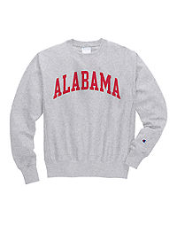 Champion Life® Men's Reverse Weave® NCAA Alabama Crimson Tide Sweatshirt