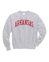 Champion Life® Men's Reverse Weave® NCAA Arkansas Razorbacks Sweatshirt