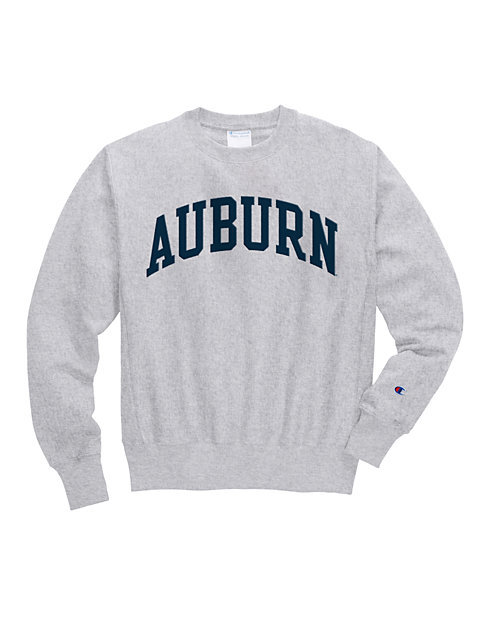 d52dd91e Champion Life® Men's Reverse Weave® NCAA Auburn Tigers Sweatshirt | Champion