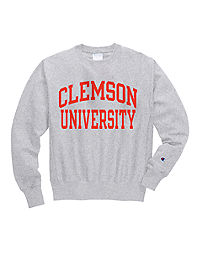 Champion Life® Men's Reverse Weave® NCAA Clemson Tigers Sweatshirt