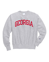Champion Life® Men's Reverse Weave® NCAA Georgia Bulldogs Sweatshirt