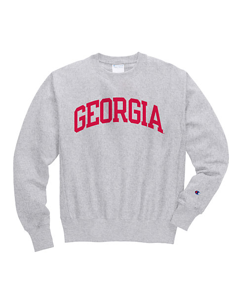 fa5a8607400a Champion Life® Men's Reverse Weave® NCAA Georgia Bulldogs Sweatshirt |  Champion