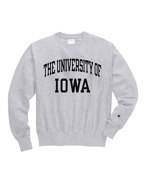 Champion Life® Men's Reverse Weave® NCAA Iowa Hawkeyes Sweatshirt