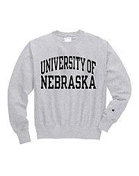 Champion Life® Men's Reverse Weave® NCAA Nebraska Cornhuskers Sweatshirt