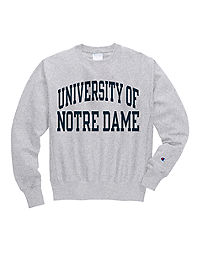 Champion Life® Men's Reverse Weave® NCAA Notre Dame Fighting Irish Sweatshirt