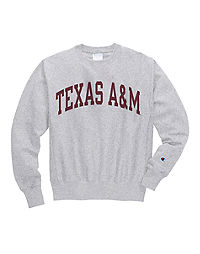 Champion Life® Men's Reverse Weave® NCAA Texas A&M Aggies Sweatshirt