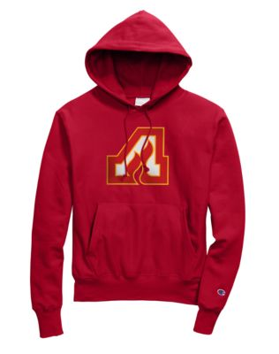 Exclusive Champion Life® Men's Reverse Weave® NHL Hoodie, Atlanta Flames Vintage Marks Series 1972-73