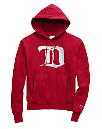 Exclusive Champion Life® Men's Reverse Weave® NHL Hoodie, Detroit Red Wings Vintage Marks Series 1926-27