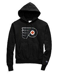 Exclusive Champion Life® Men's Reverse Weave® NHL Hoodie, Philadelphia Flyers Vintage Marks Series 1967-68