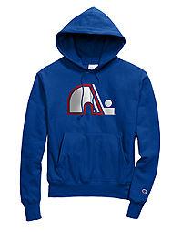 Exclusive Champion Life® Men's Reverse Weave® NHL Hood, Quebec Nordiques Vintage Marks Series 1979-80