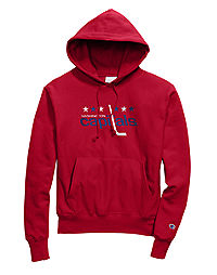 Exclusive Champion Life® Men's Reverse Weave® NHL Hoodie, Washington Capitals Vintage Marks Series 1975-76