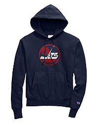 Exclusive Champion Life® Men's Reverse Weave® NHL Hoodie, Winnipeg Jets Vintage Marks Series 1979-80